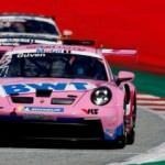 Ayhancan Güven, Porsche Supercup yarışında ikinci oldu