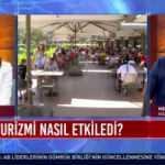 Bakan Mehmet Nuri Ersoy'dan turizmle ilgili önemli açıklamalar