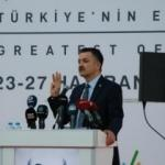 Bakan Pakdemirli: İki alanda Cumhuriyet tarihinin rekoru kırıldı