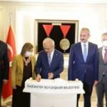 Bakanlardan Gaziantep'e özel ziyaret