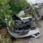 Balıkesir'de korkunç kaza: 3 ölü