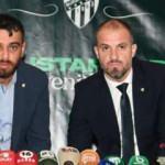 Bursaspor'da Mustafa Er'den 3 yıllık imza