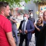 """CHP'li Öztrak'a CHP'li taksiciden tepki! """"Şu ittifak olaylarını bir bıraksanız..."""""""