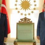 Başkan Erdoğan, Saad Hariri'yi kabul etti