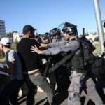 Doğu Kudüs'te İsrail şiddeti sürüyor