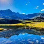 Işıkla suyun buluştuğu zirve: Artabel Gölleri Tabiat Parkı