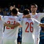 İspanya gol oldu yağdı!