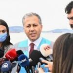 İstanbul Valisi Ali Yerlikaya'dan müsilaj açıklaması