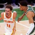 NBA'de ilk final maçını Atlanta Hawks kazandı
