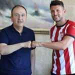 Sivasspor, Sefa Yılmaz ile anlaştı