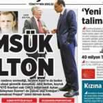 """Sümsük Bolton"" 25 Haziran Cuma 2021 Gazete Manşetleri"
