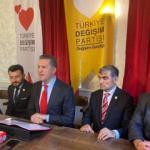 TDP Genel Başkanı Mustafa Sarıgül, Çankırı'da konuştu