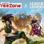 Vodafone ve Riot Games en iyi oyun deneyimini sunacak