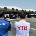 YTB, Avrupa'dan gelen gurbetçiler için Sırbistan kapısında