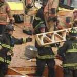 ABD'nin başkenti Washington'da inşaat halindeki bina çöktü