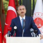 Adalet Bakanı Gül: Faile değil, fiile bakarak karar verin!