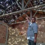 Amasya'da dolu felaketi! Çatılar delik deşik oldu