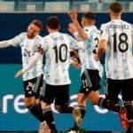 Arjantin ve Kolombiya yarı finalde