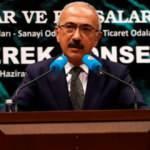 Bakan Elvan: Uzun vadeli kredi destekleri sağlayacağız