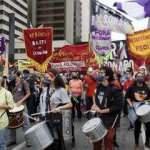 Brezilya'da hükümet karşıtları sokağa indi