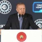 Başkan Erdoğan: Dünyada ilk 10 ülke arasına gireceğiz