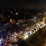Düzce'de zincirleme trafik kazası: 6'sı çocuk 15 yaralı