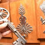 Erzincan'ın asırlık kapı tokmakları