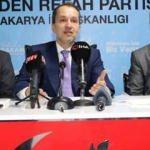Fatih Erbakan'dan Mısır'a idamları durdurun çağrısı