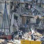Florida'da çöken binada ölü sayısı 10'a yükseldi