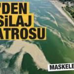 İBB'nin müsilaj tiyatrosu maskesi düştü - 29 Haziran Salı 2021 Gazete Manşetleri