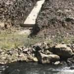 Iğdır'da yeni baraj projesi devam ediyor