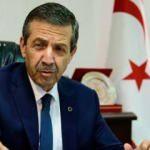 KKTC Dışişleri Bakanı'ndan BM'nin özel temsilci atamasına tepki