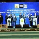 Konya'ya 507 milyonluk altyapı yatırımı