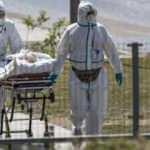 Koroanvirüs salgınında Rusya'da art arda 5. günde de acı rekor