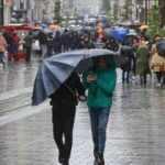 Meteoroloji'den 5 kente şiddetli yağış uyarısı