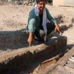 Perre Antik Kenti'nde bin yıllık iskelet bulundu