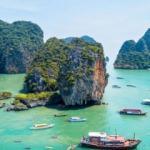 Phuket Adası'na karantinasız seyahat başladı
