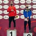 Polat Polatçı altın madalya kazandı