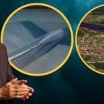 Başkan Erdoğan'dan Kanal İstanbul paylaşımı
