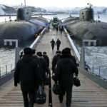 Rus donanmasından dev tatbikat