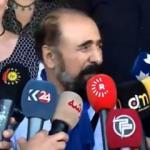 Şivan Perver peşmergeye yalvardı: PKK'yı vurmayın