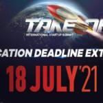 TEKNOFEST 2021 Take Off Uluslararası Girişim Zirvesi başvuruları uzatıldı