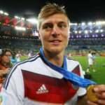 Toni Kroos, Almanya milli takımını bıraktı