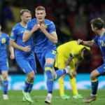 Ukrayna, İsveç'i 121. dakikada yıktı!