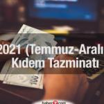 2021 Kıdem Tazminatı ne kadar? Kıdem tazminatı hesaplama nasıl yapılır?