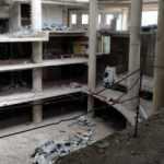 20 yıldır tamamlanamayan otel inşaatına Alman bankası el koydu
