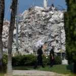 ABD'de çöken binada can kaybı 78'e yükseldi