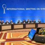 Astana görüşmeleri Türkiye öncülüğünde başlıyor