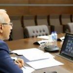 Bakan Elvan, İngiliz şirketlerin yöneticileriyle bir araya geldi