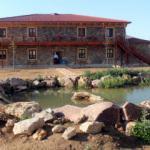 Bayburt'un ödüllü müzesinde Selçuklu mimarisi han hizmete girdi